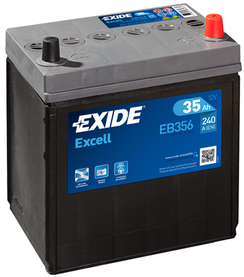 АКУМУЛАТОР EXIDE EXCELL 35AH
