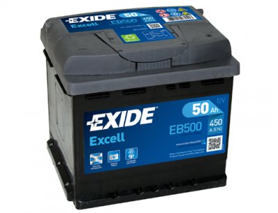 АКУМУЛАТОР EXIDE EXCELL 50AH