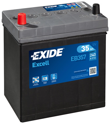 АКУМУЛАТОР EXIDE EXCELL35AH
