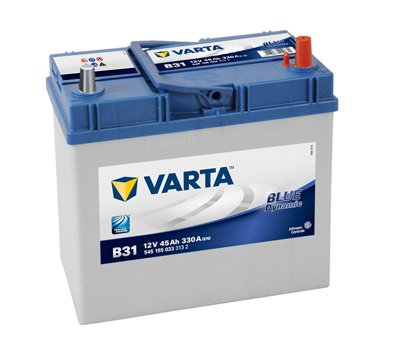 АКУМУЛАТОР VARTA BLUE DYNAMIC 45AH Д+