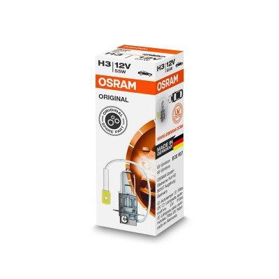 КРУШКА H3 OSRAM 64151