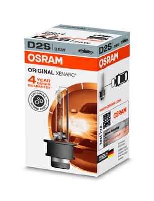 КРУШКА XENON D2S OSRAM 66240