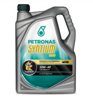 PETRONAS SYNTIUM 800 10W-40 5L