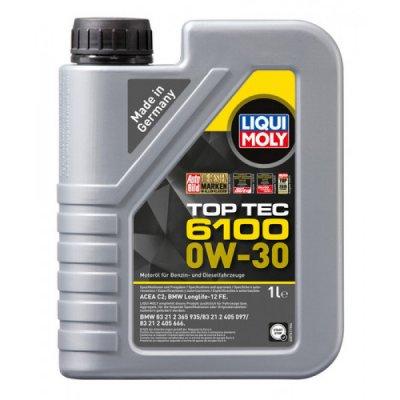 LIQUI MOLY TOP TEC 6100 0W-30 1L