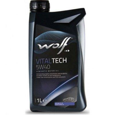 WOLF VITALTECH 5W-40 1L