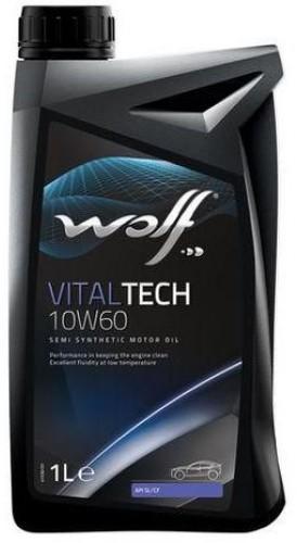 WOLF VITALTECH 10W-60 1L