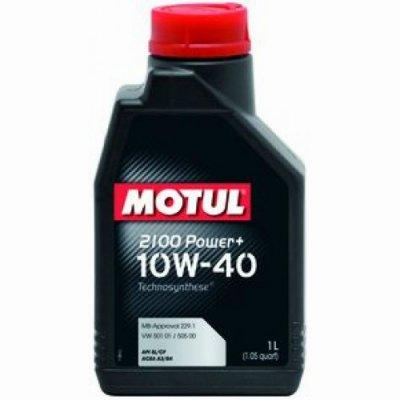 MOTUL 2100 POWER+ 10W-40 1L