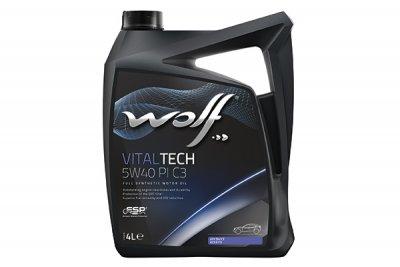 WOLF VITALTECH 5W-40 PI 4L
