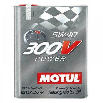 MOTUL 300 V POWER 5W-40 2L