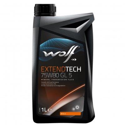 WOLF EXTENDTECH 75W-80 GL5 1L