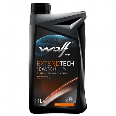 WOLF EXTENDTECH 80W-90 GL5 1L