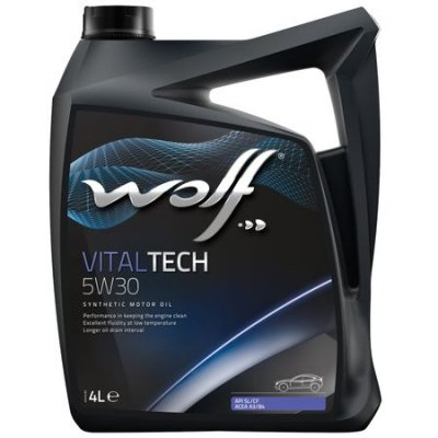 WOLF VITALTECH 5W-30 4L