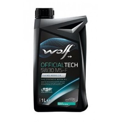 WOLF OFFICIALTECH 5W-30 MS-F 1L