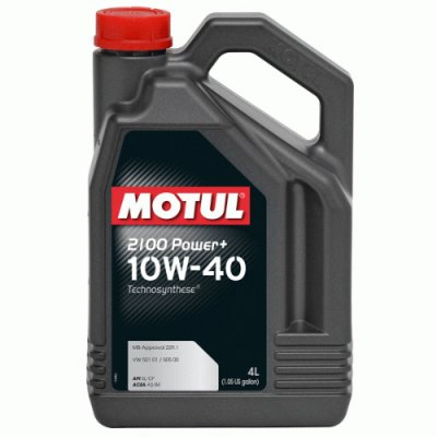 MOTUL 2100 POWER+ 10W-40 4L