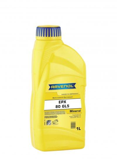 RAVENOL EPX SAE 80 GL-5 1L