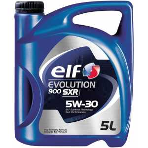 ELF EVOLUTION SXR 5W-30 5L