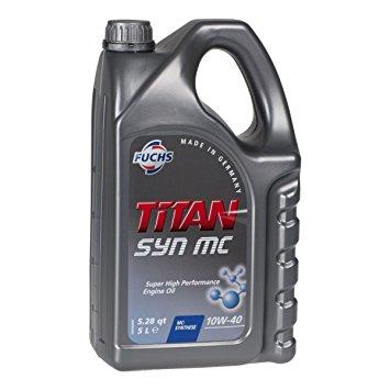 TITAN SYN MC 10W-40 5L