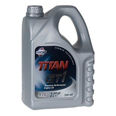 TITAN GT1 5W-40 XTL 5L