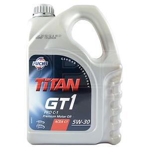 TITAN GT1 PRO C-1 5W-30 4L
