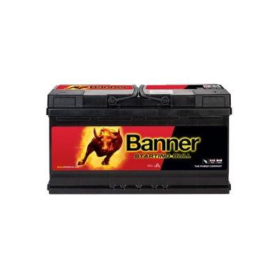 BANNER STARTING BULL 95AH 740A R+