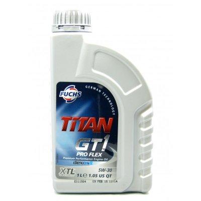 TITAN GT1 PRO FLEX 5W-30 XTL 1L