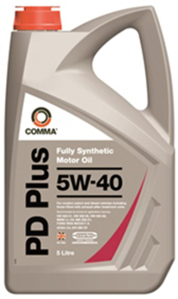 Comma PD Plus 5W-40 5L