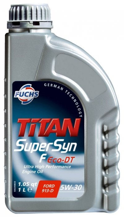 TITAN SUPERSYN F ECO-DT 5W-30 1L