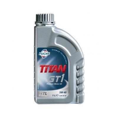 TITAN GT1 5W-40 XTL 1L