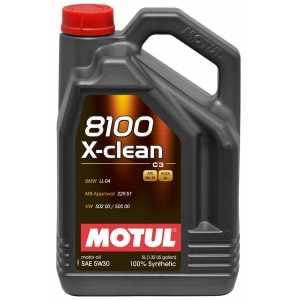 MOTUL 8100 X-CLEAN 5W-30 5L