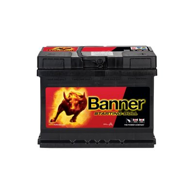 BANNER STARTING BULL 44AH 360A R+