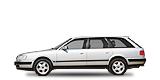 AUDI 100 Avant (4A, C4) S4 V8 quattro