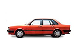 AUDI 80 седан (81, 85, B2) 1.9 CD-5S