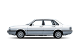 AUDI 90 седан (81, 85, B2) 2.0