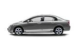 HONDA CIVIC V купе (EJ) 1.6 i