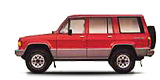 ISUZU TROOPER (UBS) 2.8 4WD