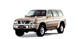 NISSAN SAFARI III/1 закрит автомобил с висока проходимост (K160) 3.2 TD (K160)