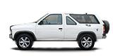 NISSAN TERRANO II (R20) 2.7 TDi 4WD