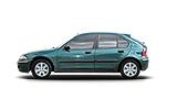 ROVER 200 хетчбек (XW) 216 GTi