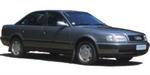 AUDI 100 седан (4A, C4) S4 V8 quattro