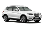 BMW X3 (F25) sDrive 20 i