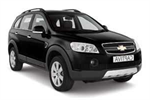 CHEVROLET CAPTIVA (C100, C140) 3.0 AWD