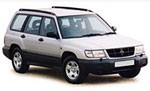 SUBARU FORESTER (SF) 2.0 AWD